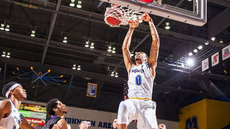 Former Eagle Bitting Inks Professional Basketball Deal in Kosovo - Morehead State University Athletics