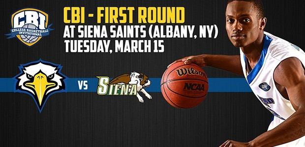 Eagles To Play Siena In The College Basketball Invitational