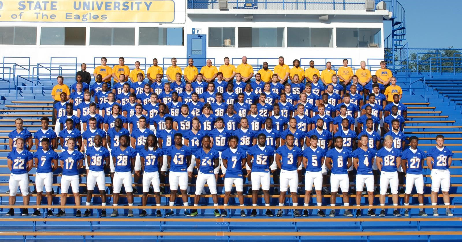 2016 0 roster morehead state university athletics