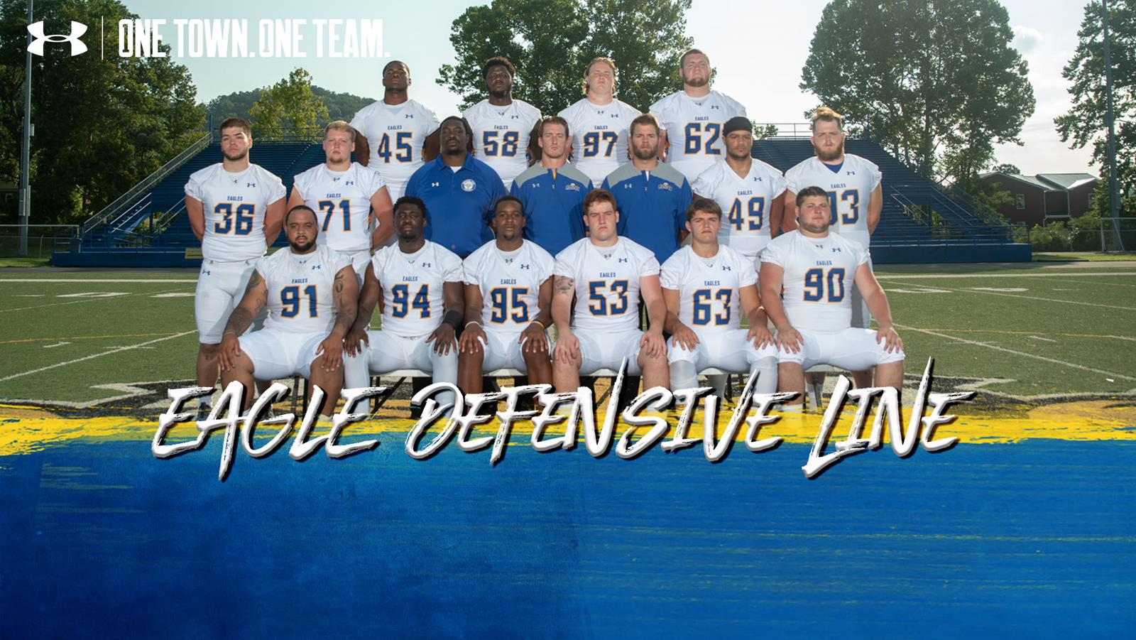 2018 Eagle Football Outlook The Defensive Line Morehead State